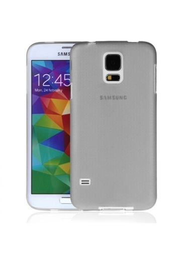 Microsonic Ultra Thin 0.2Mm Kılıf Galaxy S5 Gri Renkli